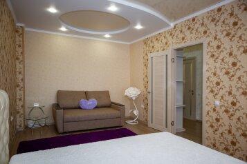 1-комн. квартира, 50 кв.м. на 4 человека, Гостенская улица, 16, Белгород - Фотография 1