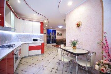 1-комн. квартира, 52 кв.м. на 4 человека, улица Лермонтова, 19А, Белгород - Фотография 3