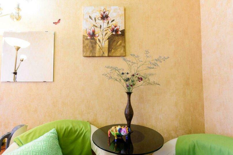 Двухместный номер с 1 кроватью или 2 отдельными кроватями и общей ванной комнатой , улица Некрасова, 8, Санкт-Петербург - Фотография 3