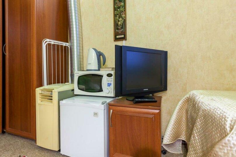 Двухместный номер с 1 кроватью или 2 отдельными кроватями и общей ванной комнатой , улица Некрасова, 8, Санкт-Петербург - Фотография 8