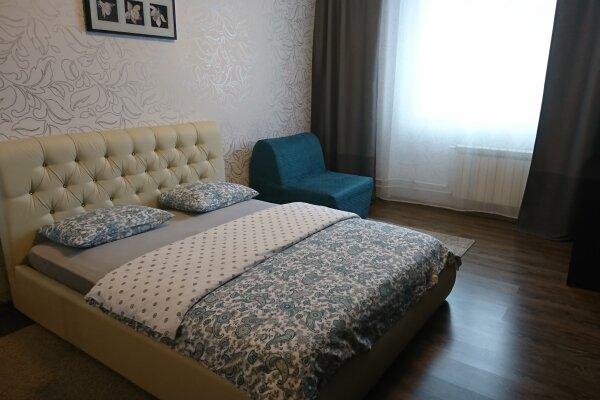 2-комн. квартира, 55 кв.м. на 5 человек, Чистопольская улица, 71А, Казань - Фотография 1