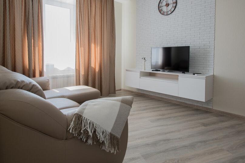 1-комн. квартира, 40 кв.м. на 3 человека, улица Красный Путь, 105к1, Омск - Фотография 6