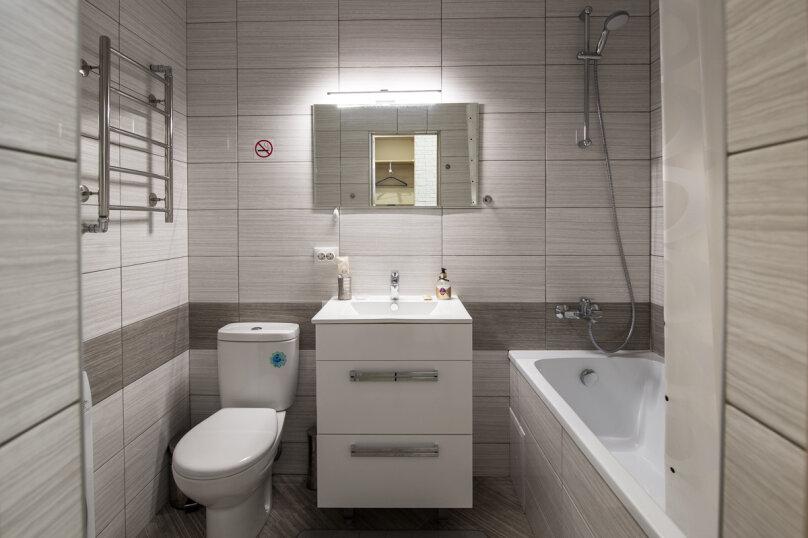 1-комн. квартира, 40 кв.м. на 3 человека, улица Красный Путь, 105к1, Омск - Фотография 10