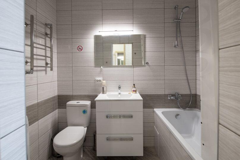 1-комн. квартира, 40 кв.м. на 3 человека, улица Красный Путь, 105к1, Омск - Фотография 11
