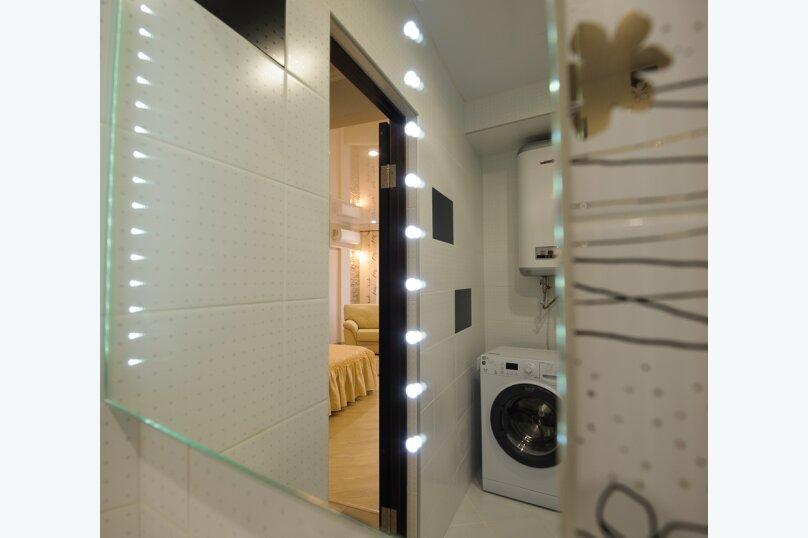 1-комн. квартира, 46 кв.м. на 3 человека, улица Маршала Жукова, 101к1/37, Омск - Фотография 13