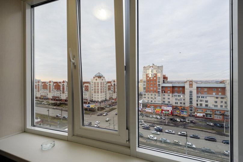 1-комн. квартира, 46 кв.м. на 3 человека, улица Маршала Жукова, 101к1/37, Омск - Фотография 14