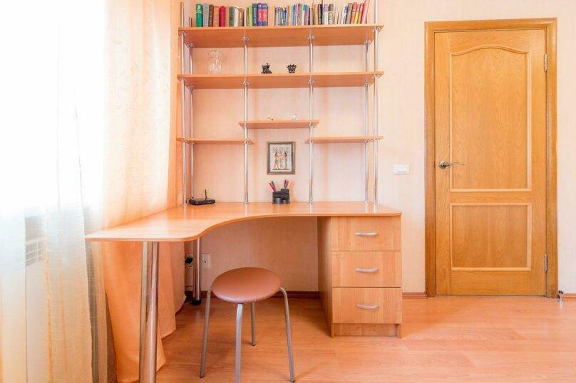 2-комн. квартира, 54 кв.м. на 4 человека, улица Энгельса, 69, Челябинск - Фотография 13