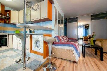 2-комн. квартира, 54 кв.м. на 4 человека, улица Энгельса, 69, Челябинск - Фотография 4