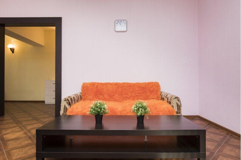 1-комн. квартира, 72 кв.м. на 4 человека, улица Генкиной, 42/15, Нижний Новгород - Фотография 7