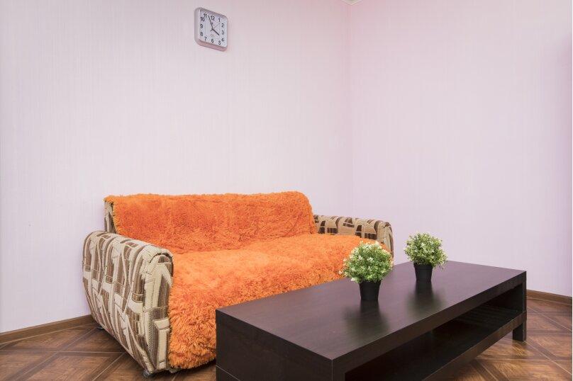 1-комн. квартира, 72 кв.м. на 4 человека, улица Генкиной, 42/15, Нижний Новгород - Фотография 8