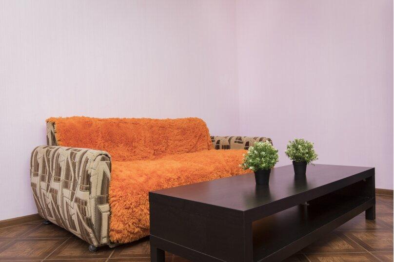 1-комн. квартира, 72 кв.м. на 4 человека, улица Генкиной, 42/15, Нижний Новгород - Фотография 9