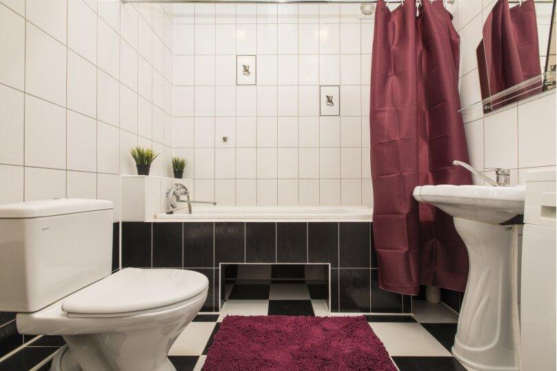 1-комн. квартира, 72 кв.м. на 4 человека, улица Генкиной, 42/15, Нижний Новгород - Фотография 16