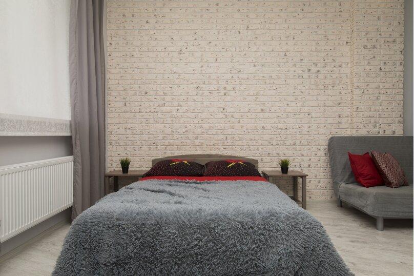 1-комн. квартира, 45 кв.м. на 4 человека, Краснозвёздная улица, 31, Нижний Новгород - Фотография 5