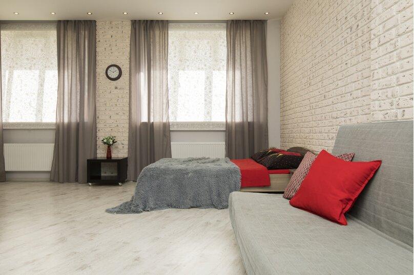 1-комн. квартира, 45 кв.м. на 4 человека, Краснозвёздная улица, 31, Нижний Новгород - Фотография 9