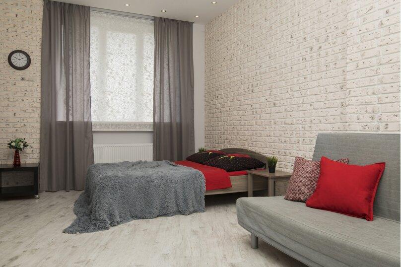 1-комн. квартира, 45 кв.м. на 4 человека, Краснозвёздная улица, 31, Нижний Новгород - Фотография 10