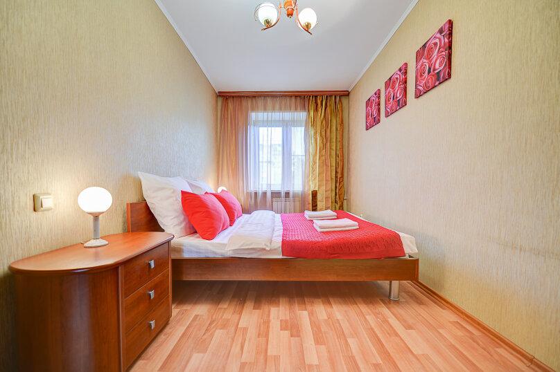 2-комн. квартира, 54 кв.м. на 4 человека, улица Энгельса, 69, Челябинск - Фотография 3
