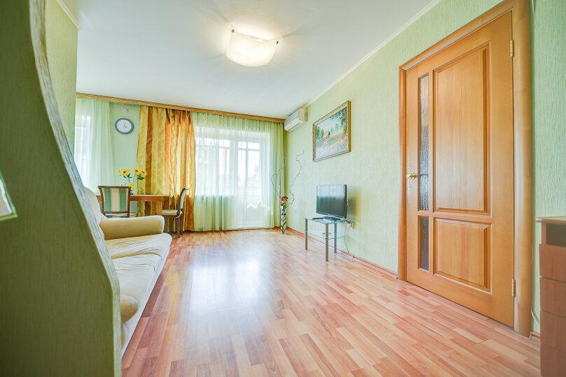 2-комн. квартира, 54 кв.м. на 4 человека, улица Энгельса, 69, Челябинск - Фотография 6