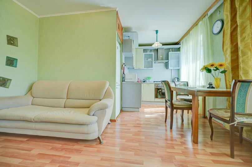 2-комн. квартира, 54 кв.м. на 4 человека, улица Энгельса, 69, Челябинск - Фотография 9