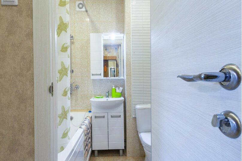 1-комн. квартира, 35 кв.м. на 4 человека, Звёздная улица, 8, Санкт-Петербург - Фотография 15