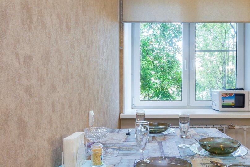 1-комн. квартира, 35 кв.м. на 4 человека, Звёздная улица, 8, Санкт-Петербург - Фотография 20