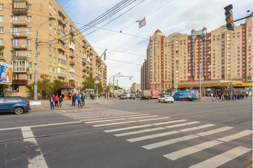1-комн. квартира, 35 кв.м. на 4 человека, Звёздная улица, 8, Санкт-Петербург - Фотография 28