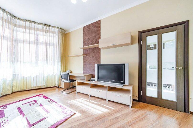 1-комн. квартира, 45 кв.м. на 4 человека, Пионерская улица, 9, Минск - Фотография 4