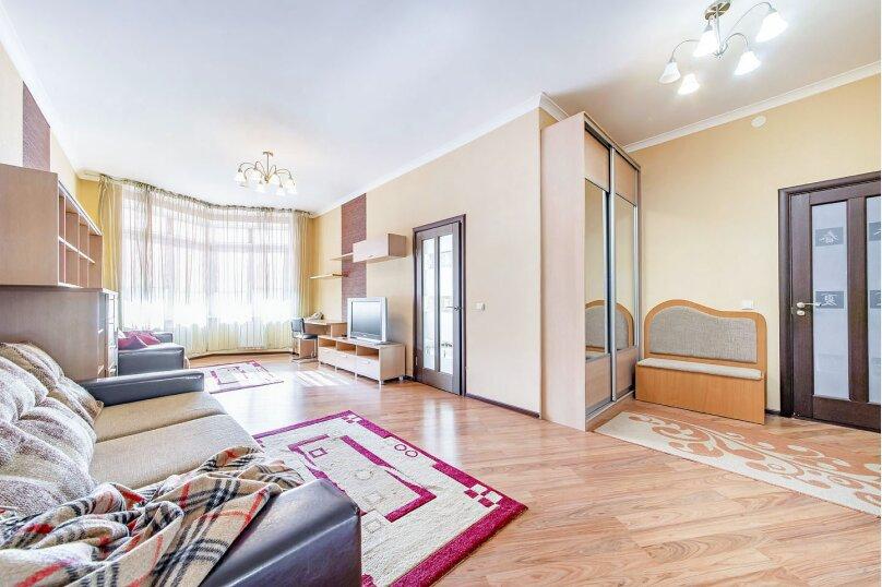 1-комн. квартира, 45 кв.м. на 4 человека, Пионерская улица, 9, Минск - Фотография 8