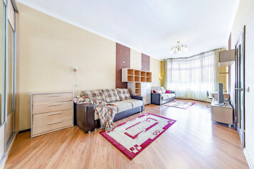 1-комн. квартира, 45 кв.м. на 4 человека, Пионерская улица, 9, Минск - Фотография 1
