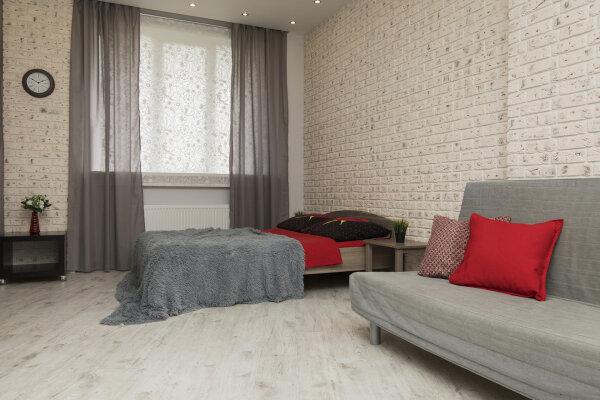 1-комн. квартира, 45 кв.м. на 4 человека, Краснозвёздная улица, 31, Нижний Новгород - Фотография 1