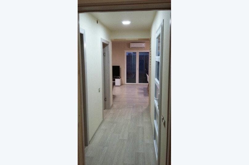 Дом под ключ, 80 кв.м. на 6 человек, 2 спальни, Новомосковская улица, 2Г, Поповка - Фотография 7