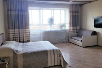 1-комн. квартира, 44 кв.м. на 4 человека, улица Чехова, 135, Абакан - Фотография 1