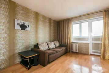 1-комн. квартира, 31 кв.м. на 4 человека, Троллейная улица, 1, Новосибирск - Фотография 1