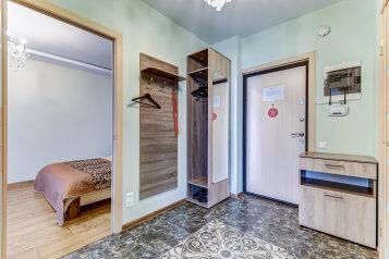 1-комн. квартира, 42.8 кв.м. на 4 человека, Кременчугская улица, 9к2, Санкт-Петербург - Фотография 4