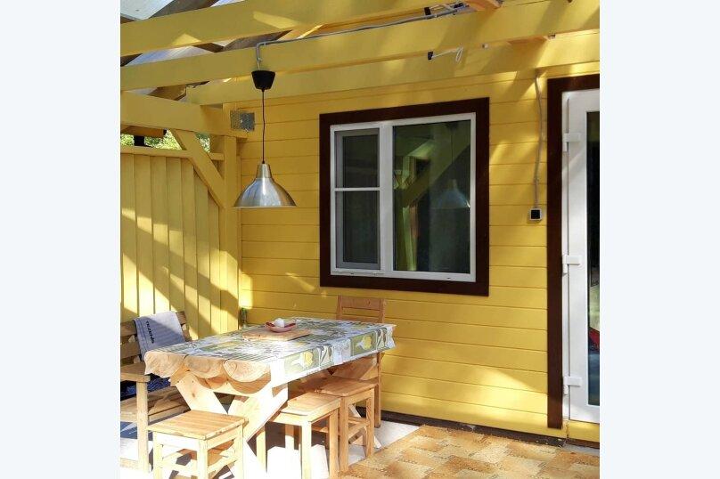 Дом с выходом в лес , 35 кв.м. на 4 человека, 1 спальня, Западная, 2, Сортавала - Фотография 14