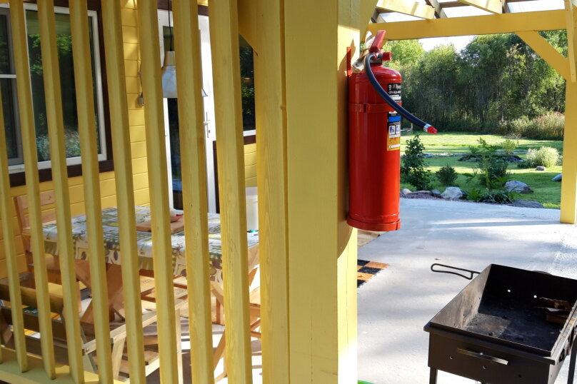 Дом с выходом в лес , 35 кв.м. на 4 человека, 1 спальня, Западная, 2, Сортавала - Фотография 18