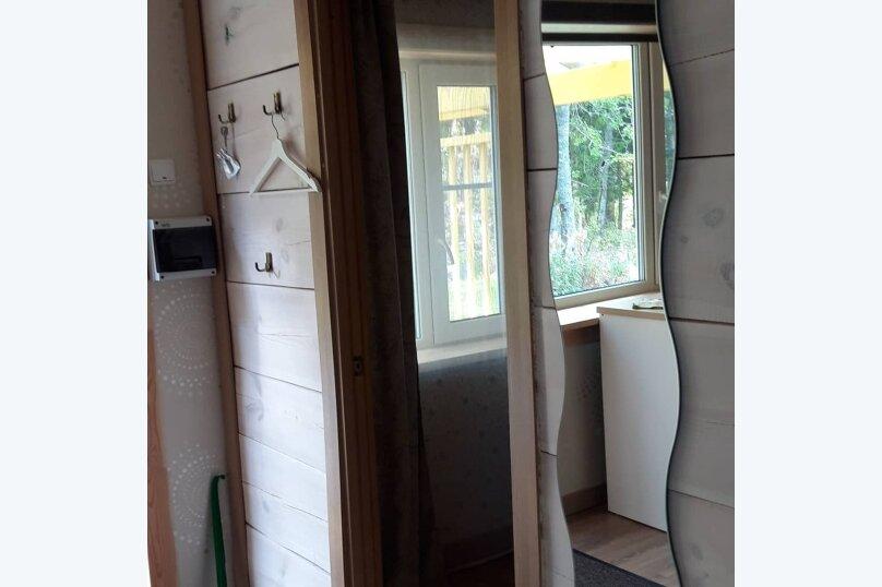 Дом с выходом в лес , 35 кв.м. на 4 человека, 1 спальня, Западная, 2, Сортавала - Фотография 23