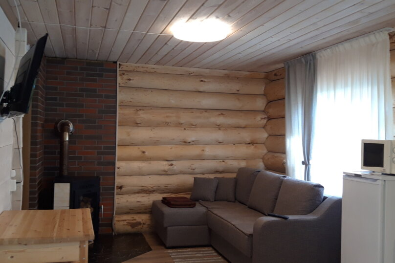 Дом с выходом в лес , 35 кв.м. на 4 человека, 1 спальня, Западная, 2, Сортавала - Фотография 25