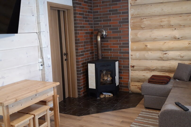 Дом с выходом в лес , 35 кв.м. на 4 человека, 1 спальня, Западная, 2, Сортавала - Фотография 26
