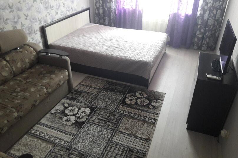 1-комн. квартира, 38 кв.м. на 4 человека, Ленинский проспект, 126, Воронеж - Фотография 1