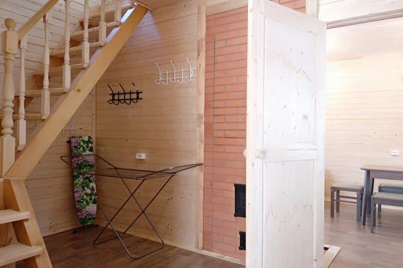Дом на Селигере, Горница., 80 кв.м. на 8 человек, 3 спальни, Береговая, 4, Осташков - Фотография 3