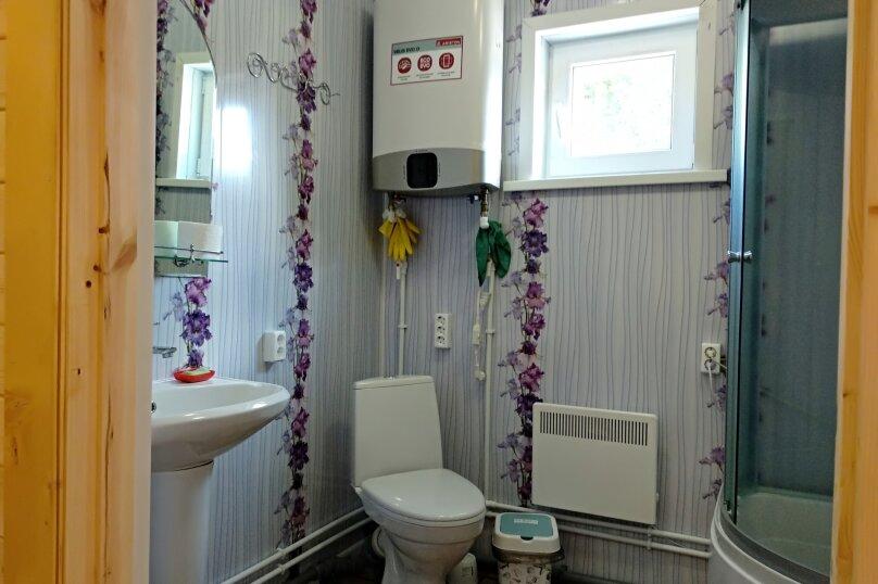 Дом на Селигере, Горница., 80 кв.м. на 8 человек, 3 спальни, Береговая, 4, Осташков - Фотография 4