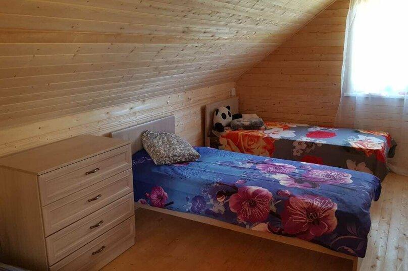 Дом на Селигере, Горница., 80 кв.м. на 8 человек, 3 спальни, Береговая, 4, Осташков - Фотография 6