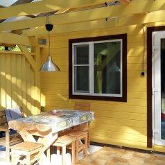 Дом с выходом в лес, 35 кв.м. на 4 человека, 1 спальня, Западная, 2, Сортавала - Фотография 1
