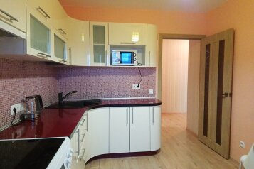 1-комн. квартира, 38 кв.м. на 4 человека, улица Дыбенко, 23, Самара - Фотография 1