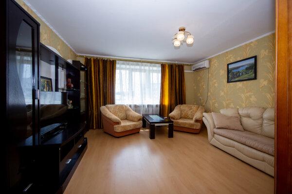 3-комн. квартира, 68 кв.м. на 5 человек, Садовая улица, 118В, Белгород - Фотография 1
