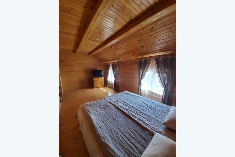 4-местный номер с ванной комнатой, с. Донское, Ново-Луговая, 11А, Симферополь - Фотография 2