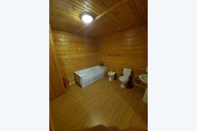 4-местный номер с ванной комнатой, с. Донское, Ново-Луговая, 11А, Симферополь - Фотография 3