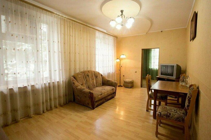Двухкомнатный двухместный люкс, улица Ленина, 21, Железноводск - Фотография 1