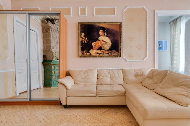 4-комн. квартира, 95 кв.м. на 8 человек, улица Ленина, 40, Санкт-Петербург - Фотография 5