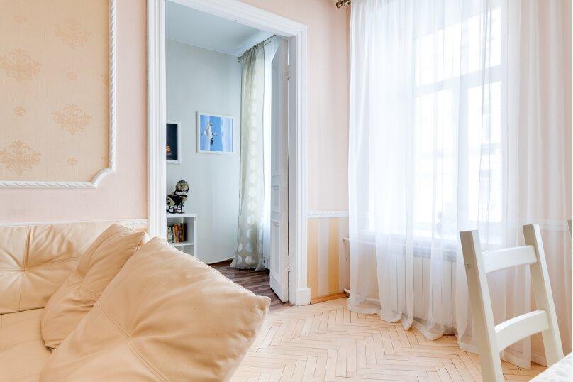 4-комн. квартира, 95 кв.м. на 8 человек, улица Ленина, 40, Санкт-Петербург - Фотография 6